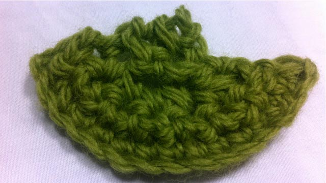 Crochet Stitches Double Crochet 2 Together : ... Crochet The Single Crochet Two Together (sc2tog) Decrease NEW STITCH