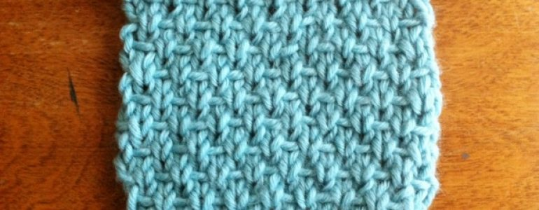 Example of the Half Linen Stitch
