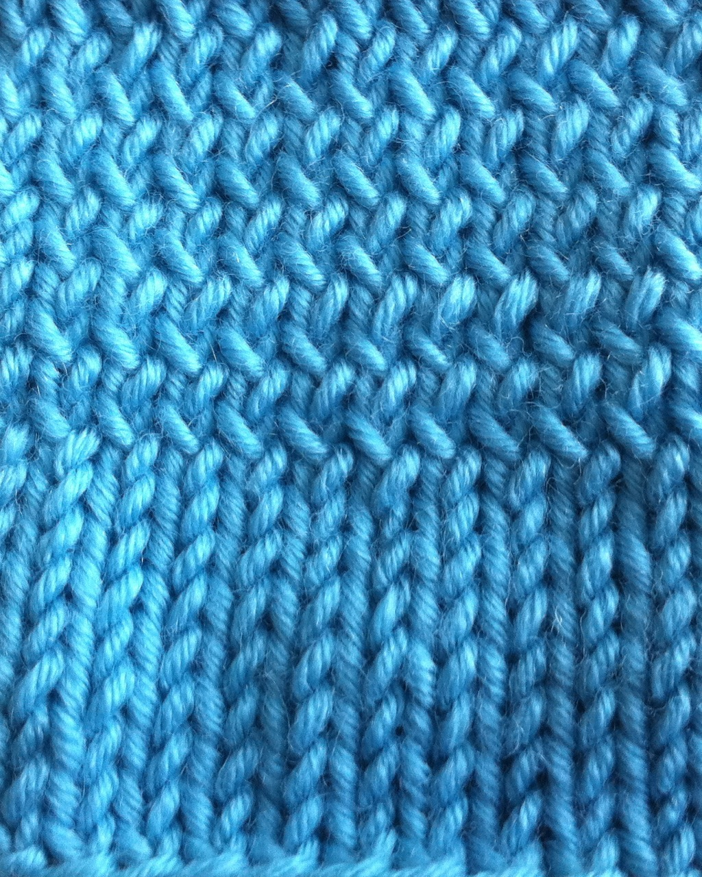 Knitting Stitches Purl Through Back Of Loop : How to Knit Through the Back Loop NEW STITCH A DAY