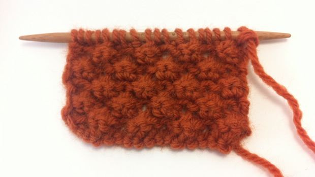 Example of the Raspberry Stitch