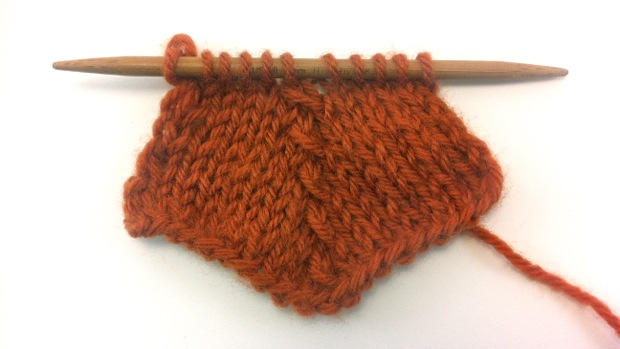 How to Knit the Slip, Knit Two, Pass Double Decrease (sk2p) NEW STITCH A DAY