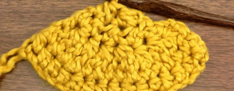 ... How to Crochet the Half Double Crochet Two Together Decrease (hdc2tog