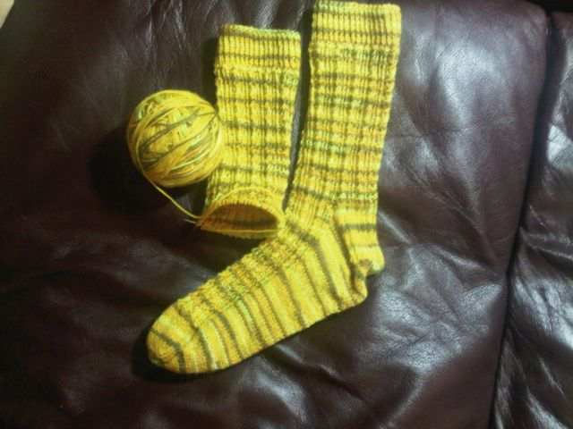 Socka knit by Matt P