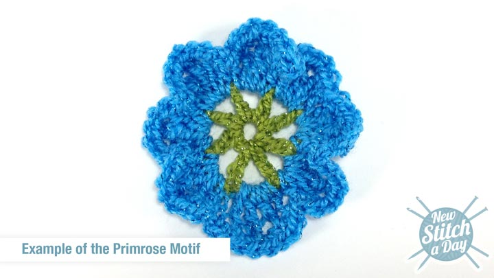 Example of the Primrose Motif