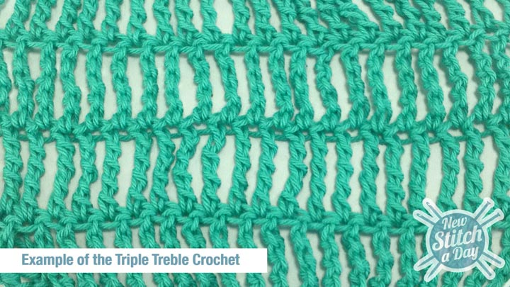 Articles: CROCHET