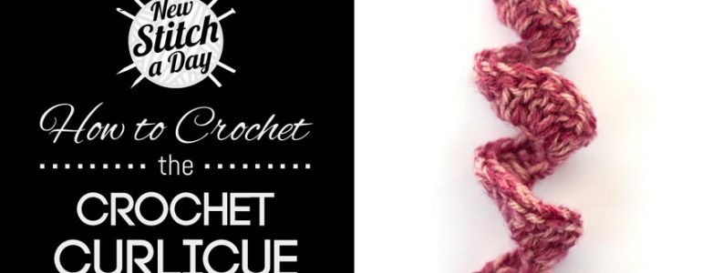 How to Crochet the Curlicue