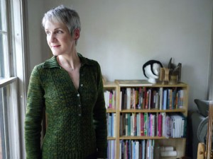 Photo of Knitwear Designer Anne Hanson
