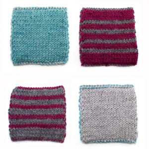 Double Knit Hot Pads