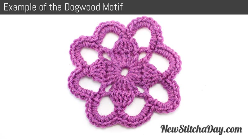 Example of the Dogwood Motif
