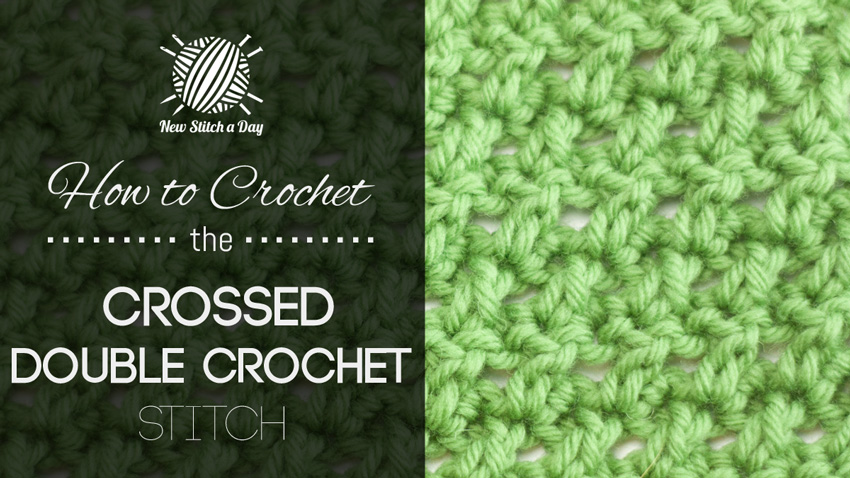 foundation double crochet instructions