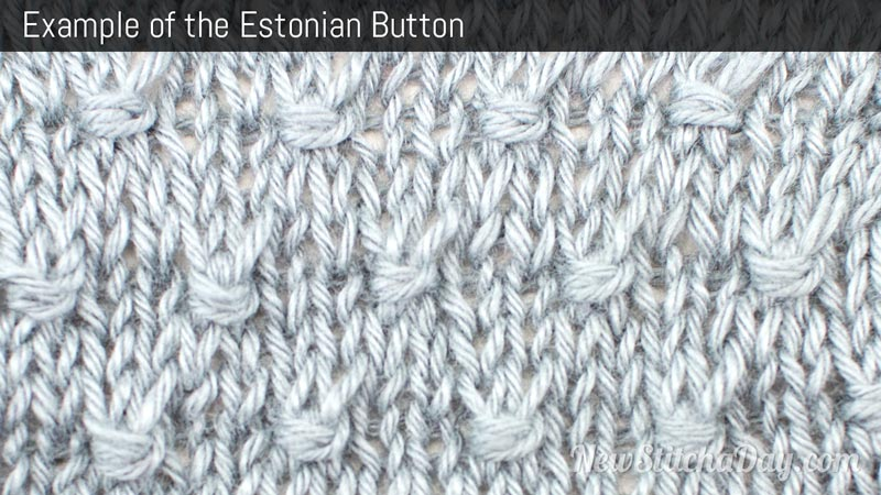 Example of the Estonian Button