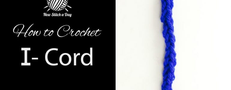 How to Crochet I-Cord