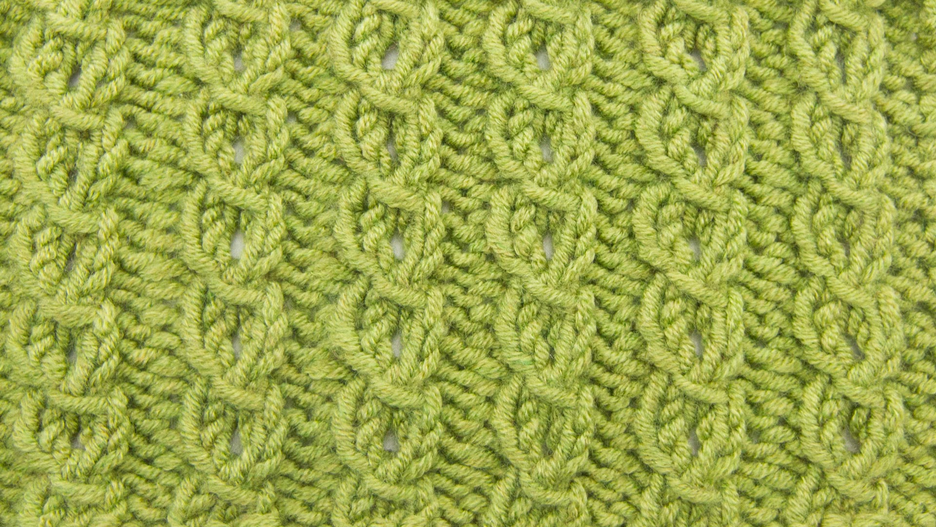 Faux Cable Edging Knitting Stitch New Stitch A Day