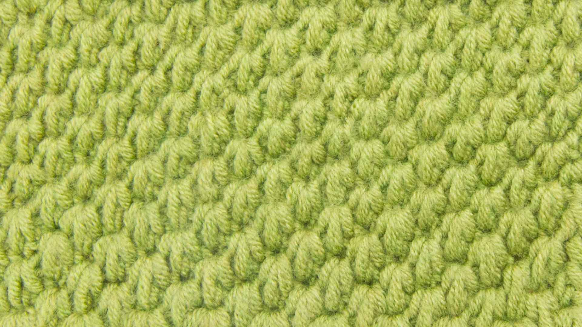 Crochet Stitches Rs : The Tunisian Ocean Stitch :: Tunisian Crochet Stitch #12